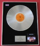 ABBA - Arrival PLATINUM LP presentation Disc